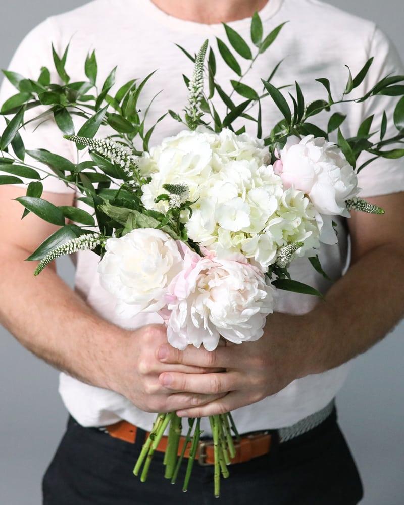 Single Bouquet Real Men Buy Flowers